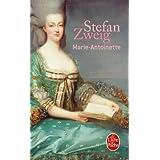 Marie-Antoinettepar Stefan Zweig