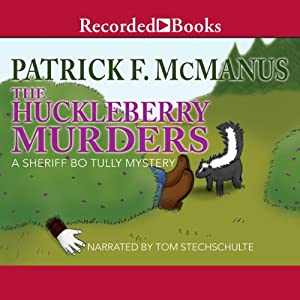 The Huckleberry Murders Audiobook