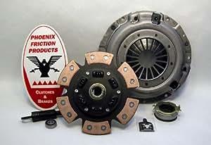 95 Subaru Legacy 2.2L Stage 3 Clutch Kit