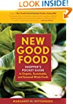 New Good Food Pocket Guide, rev: Shop...