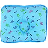 Babysid Collections Soft Baby Pillow - SWEET - Blue -Size : 28 X 22 X 6cm