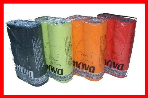 Renova レノヴァ ポルトガル発 RENOVA レノバ 高級フレグランスカラートイレットペーパー6ロールオレンジ セレブご用達