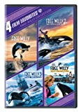 4 Film Favorites: Free Willy 1-4 Collection [DVD] [Region 1] [US Import] [NTSC]