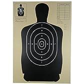 射撃訓練用 マンターゲット 6枚セット A