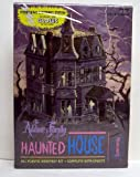 Polar Lights The Addams Family Haunted House Glow-in-the-Dark Plastic Model Kit