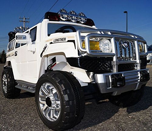 electric battery operated ride on car for kids hummer style model hjj255 a remote control white