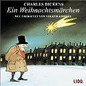 Ein Weihnachtsmärchen Hörbuch von Charles Dickens Gesprochen von: Hanns Zischler