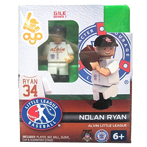 Nolan Ryan LLB Alvin Little League Oyo G1S1 Minifigure