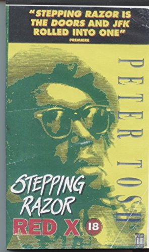 Stepping Razor: Red X [VHS] [Import]