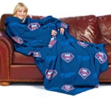 Philadelphia Phillies Adult Comfy Throw Blanket with Sleeves Reviews