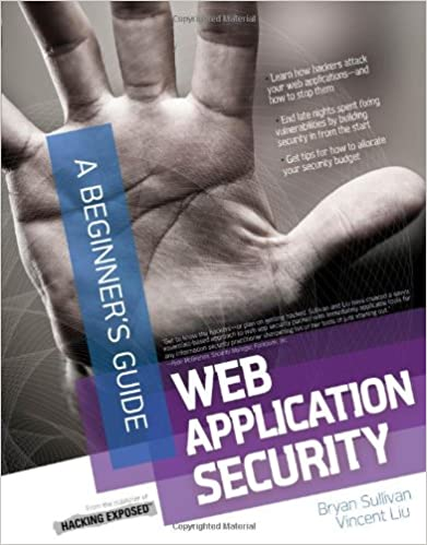 Web Application Security, A Beginners Guide on Amazon.co.uk
