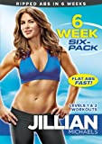 51If4d8GEZL. SL160  Jillian Michaels: 6 Week Six Pack