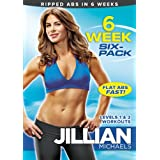 Jillian Michaels: 6 Week Six-Pack ~ Jillian Michaels