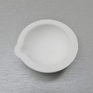 LTKJ Set of 3 Crucibles Melting Dishes Ceramic Casting Torch Melt Jewelry Gold Silver 150/250/500g (Tamaño: Set of 3 Ceramic Dish(150/250/500g))