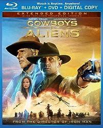 Cowboys & Aliens (Blu-ray+DVD+Digital Copy in Blu-ray Packaging)