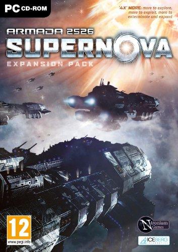 Armada 2526 Supernova - dodatek za igro Armada 2526 (PC)