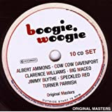 Boogie Woogie Jazz (Coffret 10CD)par Compilation