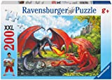 Picture Of <h1>Dueling Dragons Puzzle, 200-Piece</h1>