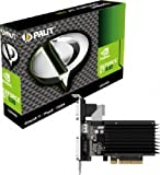 Palit Nvidia GeForce GT 630 Silent Graphics Card (1GB DDR3, PCI Express 2.0, HDMI, DVI-D, VGA, 64-Bit, NVIDIA PureVideo HD Technology)