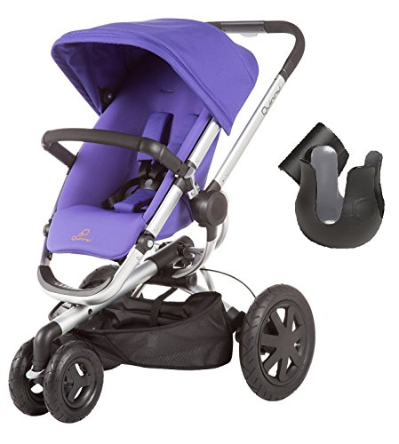 2013-Quinny-Buzz-Xtra-Stroller-in-Purple-Pace-with-Cup-Holder