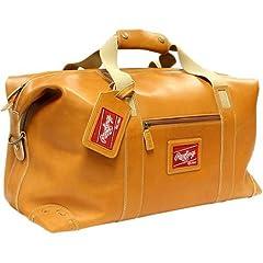 Buy Rawlings Heart of the Hide Duffle Bag (Tan) by Rawlings