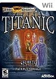 echange, troc WII LOST SECRETS: TITANIC ADVENTURES [Import américain]