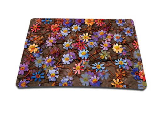 luxburgr-design-tappetino-mouse-mousepad-da-gioco-motivo-tappeto-di-fiori