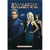 Battlestar Galactica - Season 2.0 (Episodes 1-10) ~ Edward James Olmos