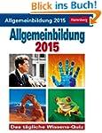 Allgemeinbildung Wissenskalender 2015...