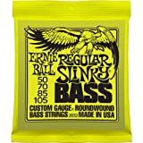 Ernie Ball 2832 Regular Slinky Nickel Wound Bass Set (50 - 105)