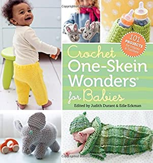 Book Cover: Crochet One-Skein Wonders® for Babies: 101 Projects for Infants & Toddlers