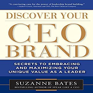 Discover Your CEO Brand Audiobook