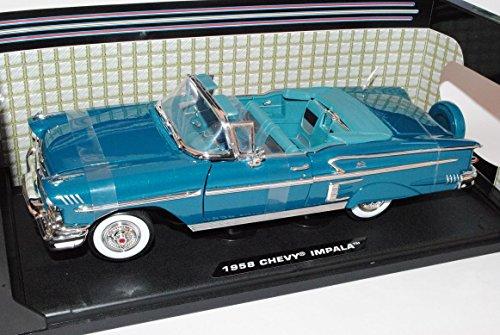 chevrolet-chevy-impala-cabrio-1958-blau-grun-1-18-motormax-modell-auto