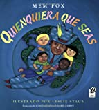 img - for Quienquiera que seas (Libros Viajeros) (Spanish Edition) book / textbook / text book