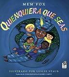 img - for Quienquiera que seas (Libros Viajeros) (Spanish Edition) book / textbook / text book