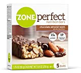 ZonePerfect Nutrition Bars, Chocolate Almond Raisin, 1.76 Ounce Bar, 30 Count