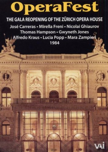 Various Composers - Gala Reopening of the Zurich Opera House [1984] [DVD] [NTSC]