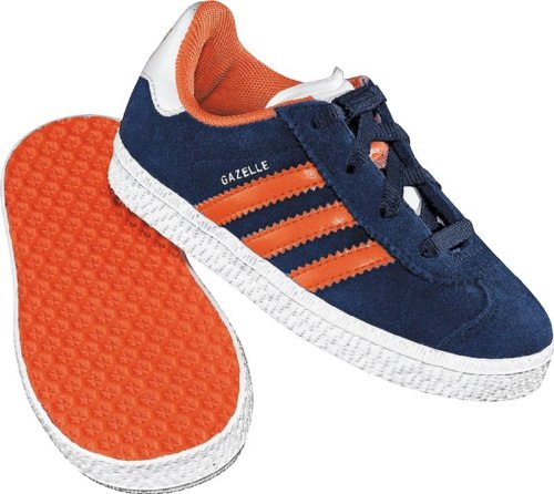 Buy adidas Originals Gazelle 2 Fashion Sneaker (Infant Toddler) 0517689eb