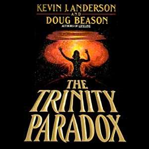 The Trinity Paradox Audiobook