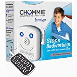 Chummie Premium Bedwetting Enuresis Alarm with 8 Tones and Vibration for Boys, Blue
