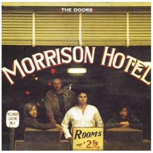 Morrison Hotel artwork