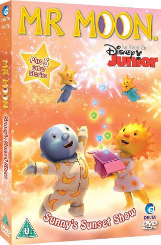 Mr. Moon-Sunny's Sunset Show + 5 Other Stories [DVD] [Import]