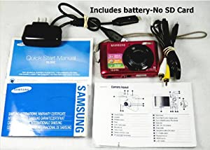 Samsung 12MP Dig Camera 5X Opt 3IN LCD Silver
