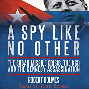A Spy Like No Other Audiobook