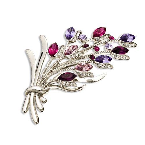 14k-gold-silver-rhodium-plated-large-distinguished-swarovski-crystal-vintage-style-flower-bunch-broo