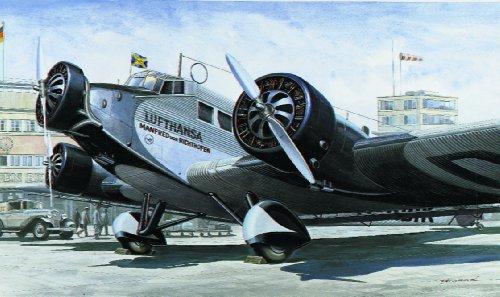 Italeri-0150S-Junker-JU-52-Lufthansa