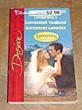 img - for Silhouette Desire Romance Novel Cinderella's Convenient Husband The Sheriff & the Amnesiac by Ryanne Corey No. 1461 book / textbook / text book