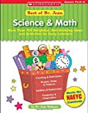 img - for Best Of Dr. Jean: Science & Math: More Than 100 Delightful, Skill-Building Ideas for Early Learners book / textbook / text book