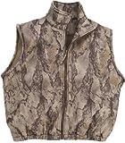 Natural Windproof Fleece Full Zip Vest