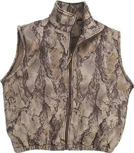 Natural Gear WinterCeptor Camo Fleece Vest